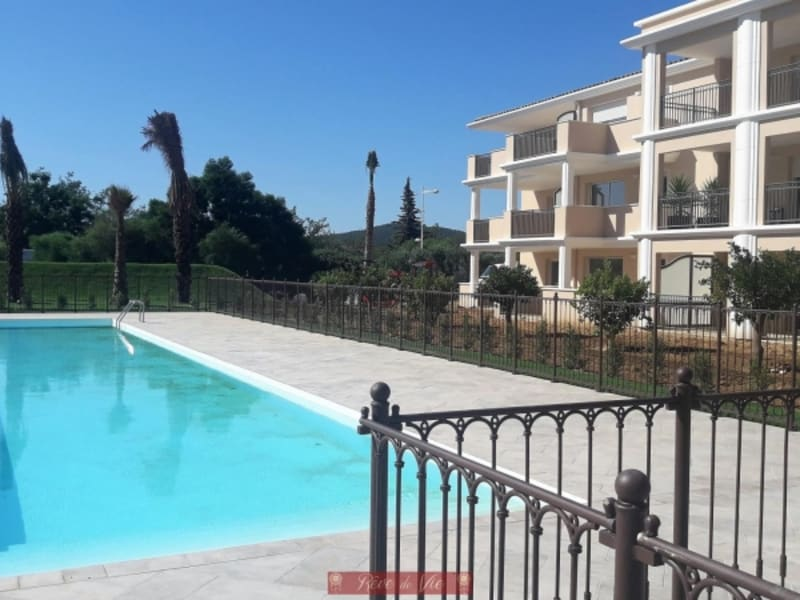 Deluxe sale apartment Bormes les mimosas 308000€ - Picture 1