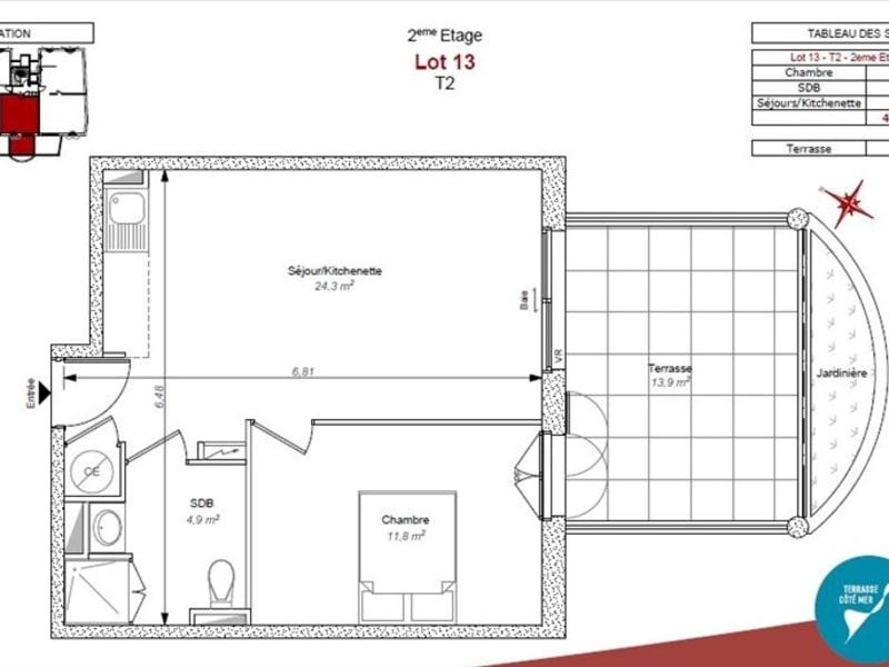 Deluxe sale apartment Bormes les mimosas 265000€ - Picture 2