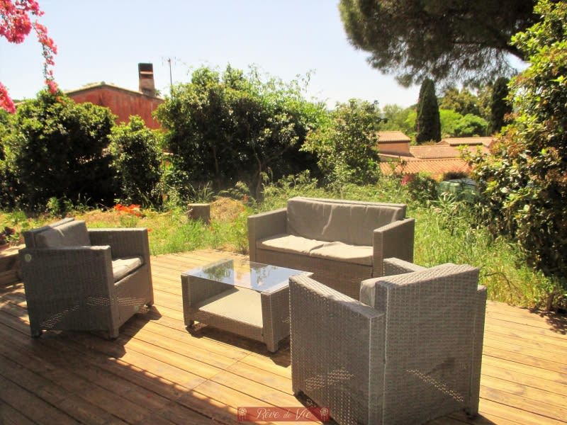 Sale apartment Bormes les mimosas 290 000€ - Picture 1