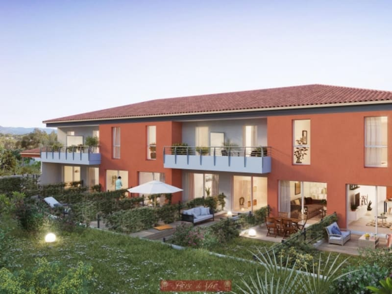 Sale apartment Bormes les mimosas 315 000€ - Picture 1
