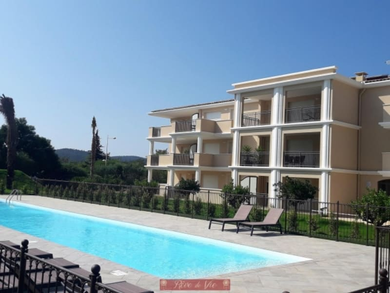 Sale apartment Bormes les mimosas 210000€ - Picture 1