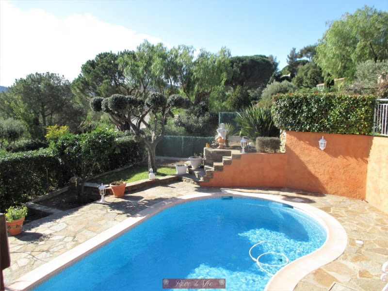 Vente maison / villa Bormes les mimosas 558000€ - Photo 1