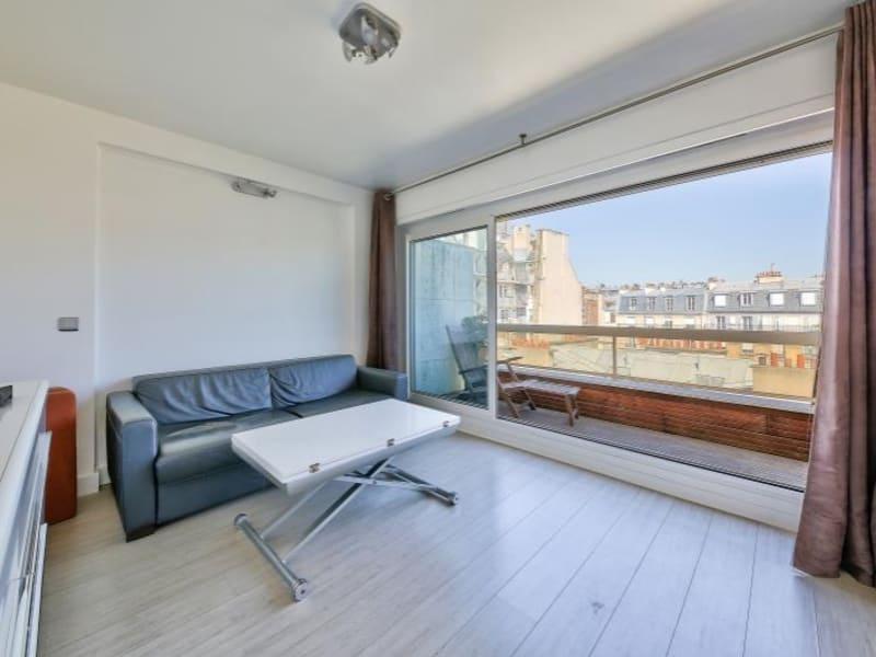 Vente appartement Paris 17ème 620000€ - Photo 1