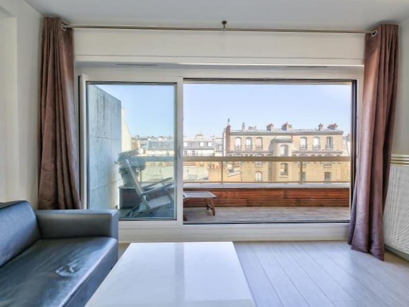 Vente appartement Paris 17ème 620000€ - Photo 6