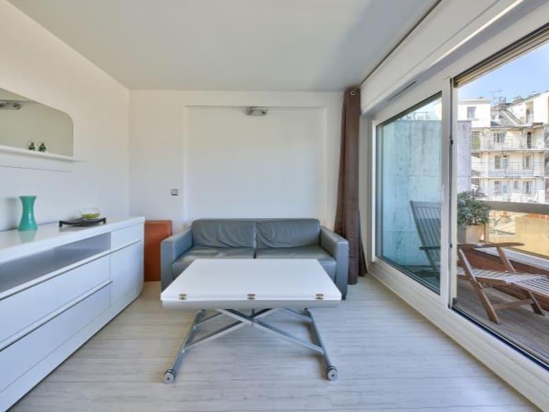 Vente appartement Paris 17ème 620000€ - Photo 7