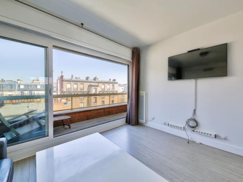 Vente appartement Paris 17ème 620000€ - Photo 8