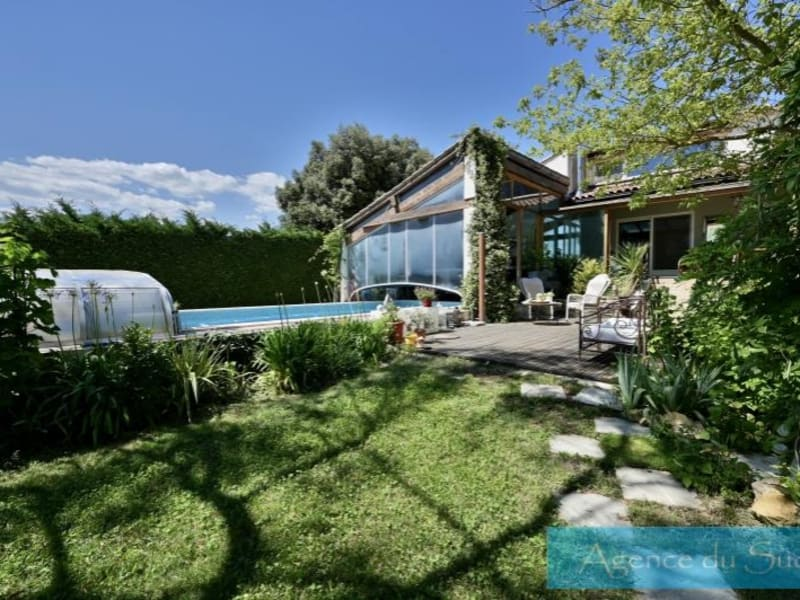 Vente maison / villa Pourrieres 750 000€ - Photo 4
