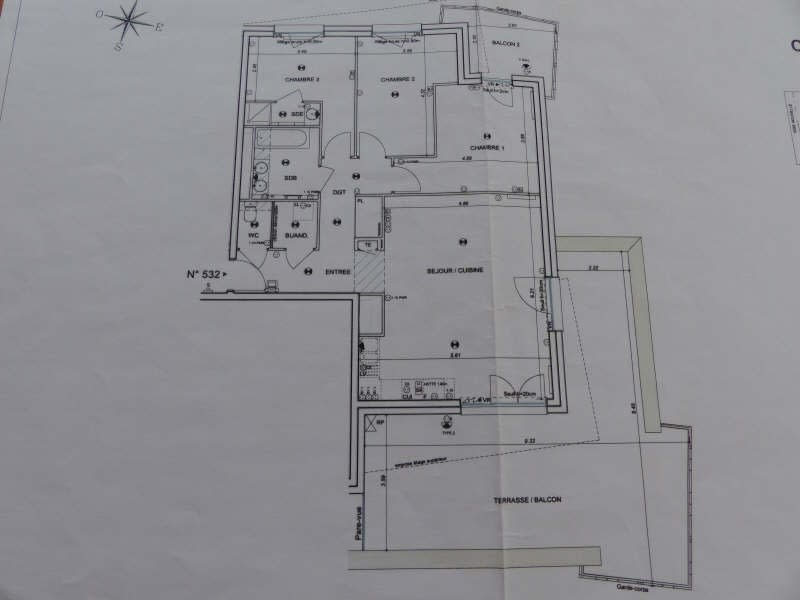 Sale apartment Haguenau 296800€ - Picture 3