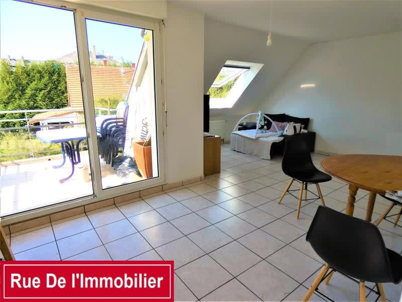 Vente appartement Bouxwiller 144 450€ - Photo 1