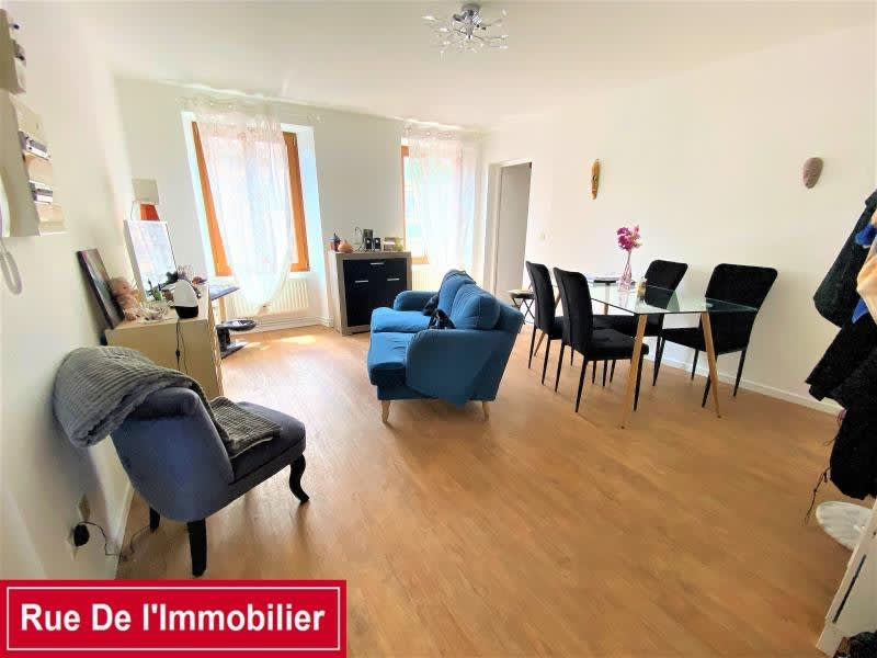 Sale apartment Wasselonne 95000€ - Picture 2