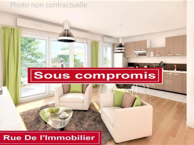 Sale apartment Mommenheim 185000€ - Picture 1