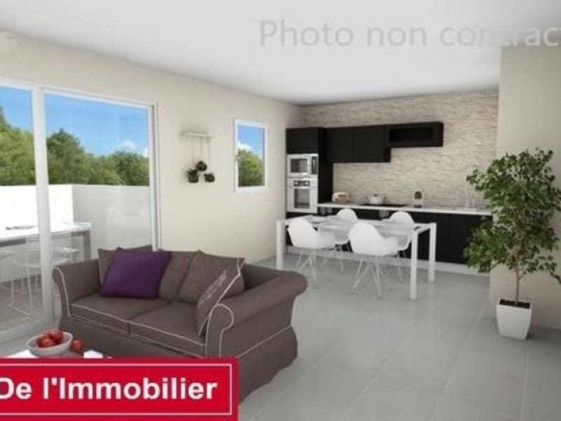 Sale apartment Bouxwiller 116 800€ - Picture 1