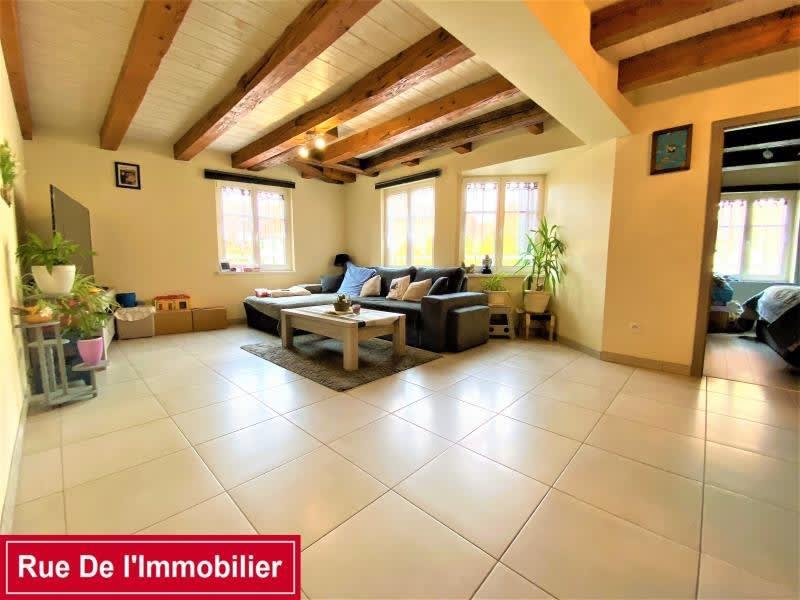 Vente appartement Bouxwiller 155150€ - Photo 1