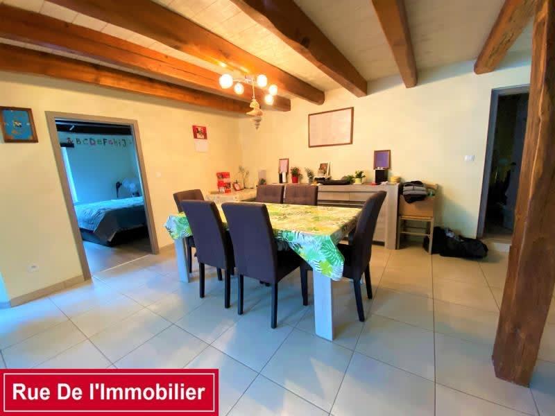 Vente appartement Bouxwiller 155150€ - Photo 2