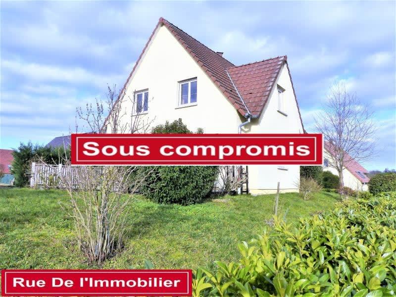 Sale house / villa Hochfelden 335000€ - Picture 1