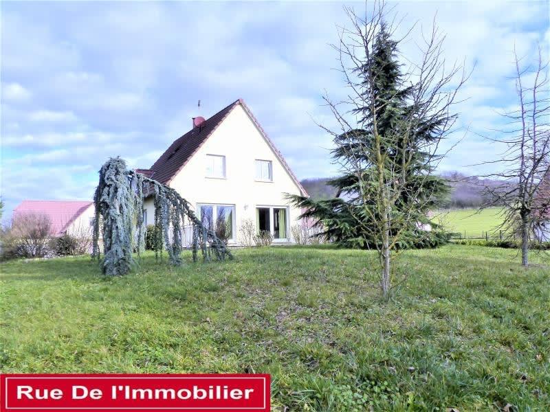 Sale house / villa Hochfelden 335000€ - Picture 6