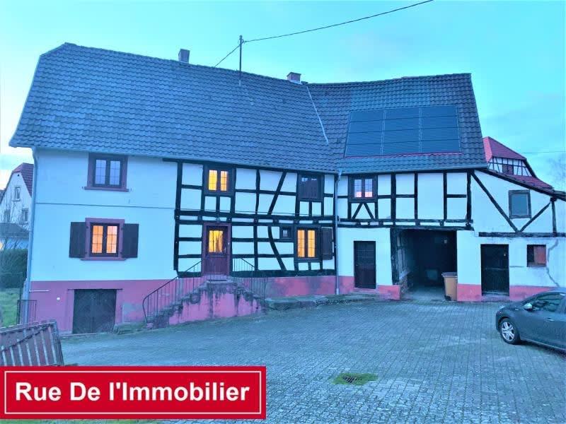 Sale house / villa Surbourg 149500€ - Picture 1