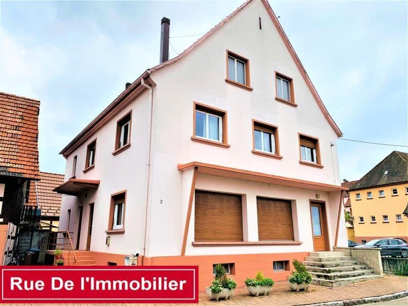 Vente maison / villa Lembach 236430€ - Photo 2
