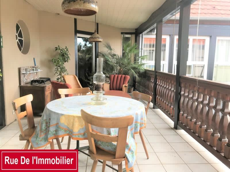 Sale house / villa Bischwiller 399 000€ - Picture 1