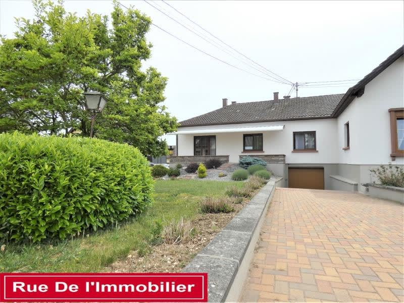 Vente maison / villa Ohlungen 327000€ - Photo 1