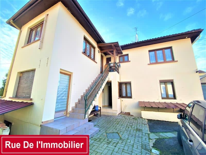 Sale house / villa Steinbourg 312700€ - Picture 6