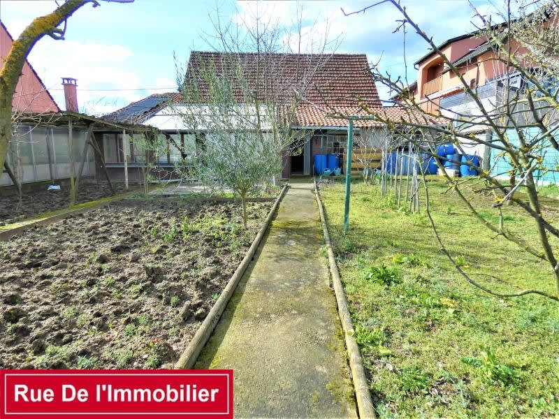 Sale house / villa Steinbourg 312700€ - Picture 8