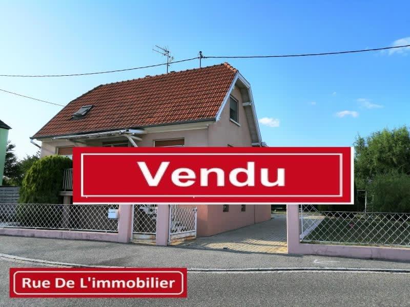 Sale house / villa Eschbach 275000€ - Picture 1