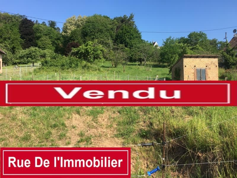 Vente terrain Neuwiller les saverne 77 000€ - Photo 1