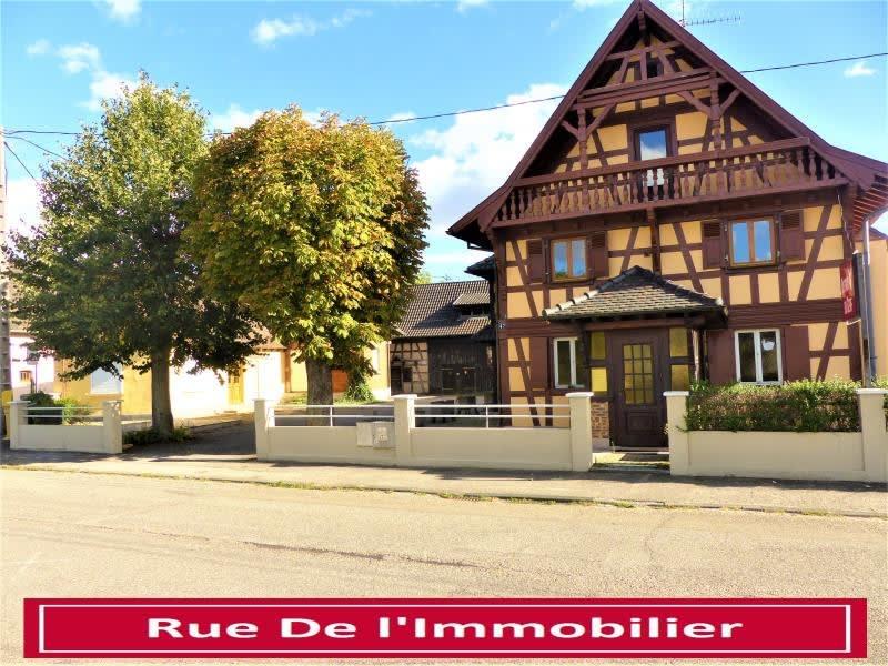 Vente immeuble Schirrhein 434900€ - Photo 1