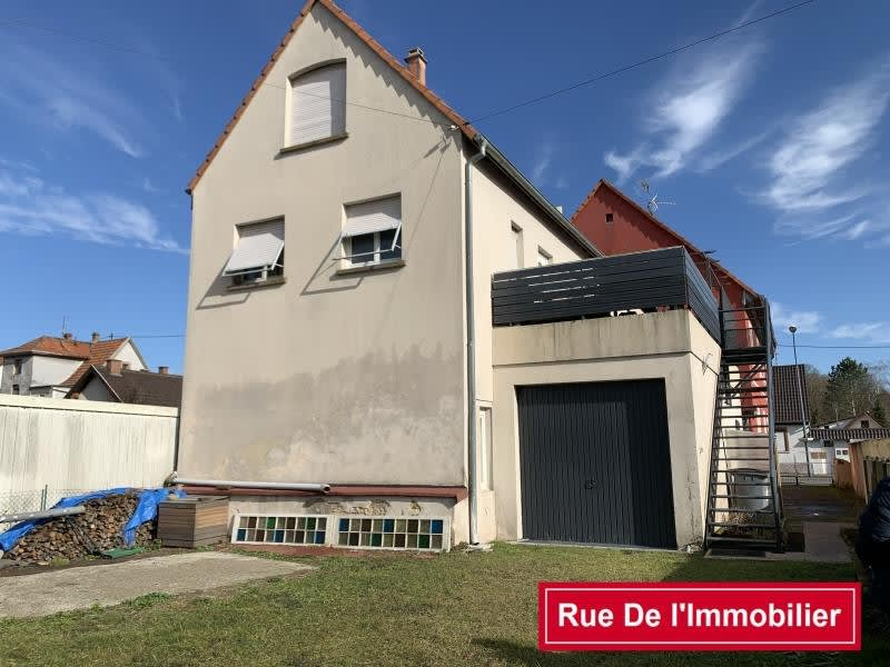 Vente immeuble Marienthal 472500€ - Photo 7