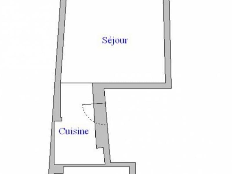 Sale apartment Chaville 140000€ - Picture 2