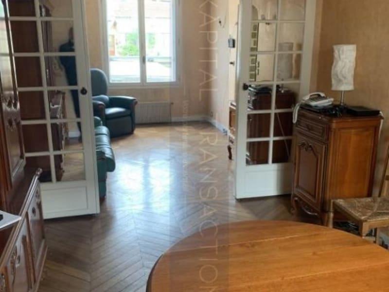Sale house / villa Vanves 960000€ - Picture 1