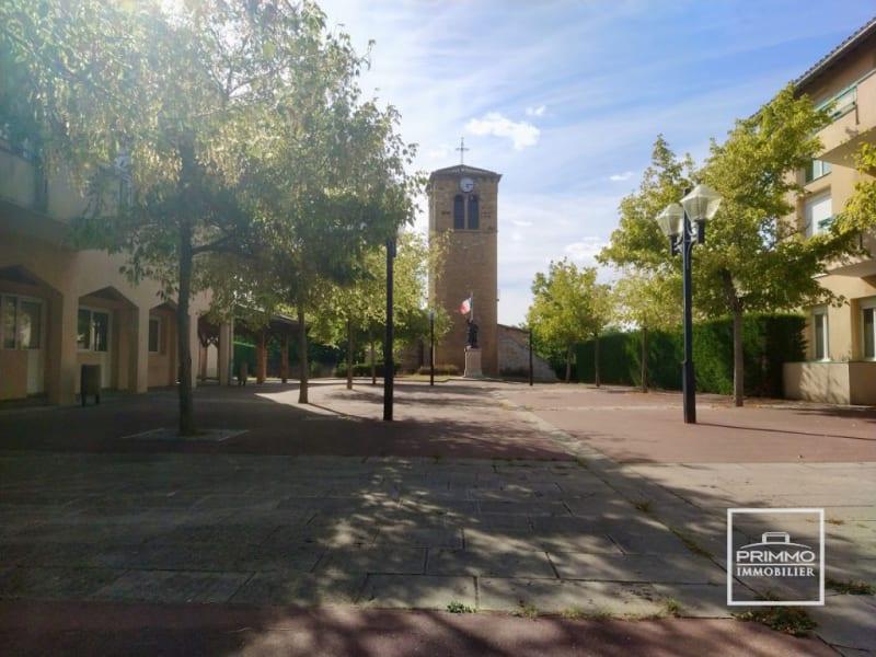 Lissieu centre: Local commercial de 35.53 m²