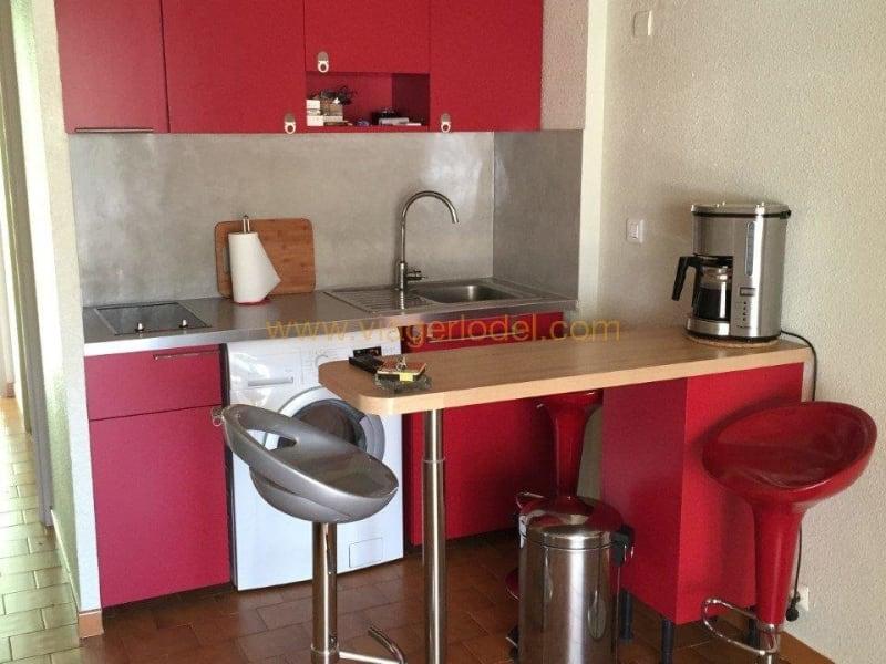 Verkauf auf rentenbasis wohnung Saint-cyr-sur-mer 47500€ - Fotografie 5