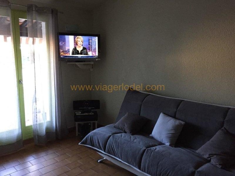 Verkauf auf rentenbasis wohnung Saint-cyr-sur-mer 47500€ - Fotografie 3