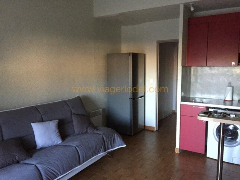 Verkauf auf rentenbasis wohnung Saint-cyr-sur-mer 47500€ - Fotografie 2