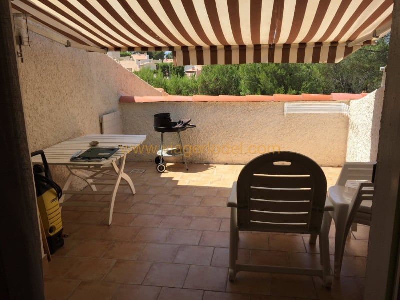 Life annuity apartment Saint-cyr-sur-mer 47500€ - Picture 7