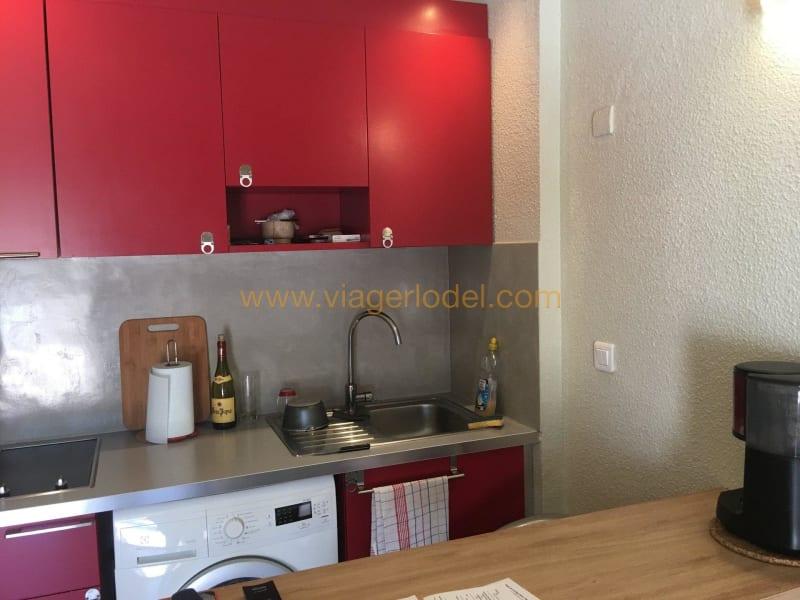 Verkauf auf rentenbasis wohnung Saint-cyr-sur-mer 47500€ - Fotografie 4