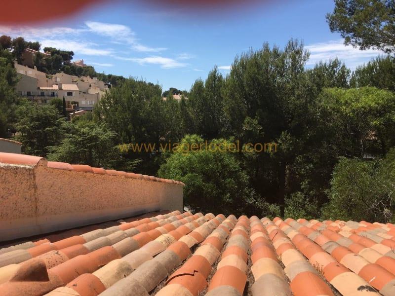 Verkauf auf rentenbasis wohnung Saint-cyr-sur-mer 47500€ - Fotografie 8