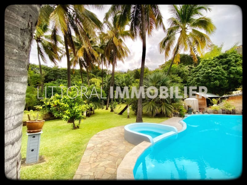 Sale house / villa Saint louis 1 575 000€ - Picture 1