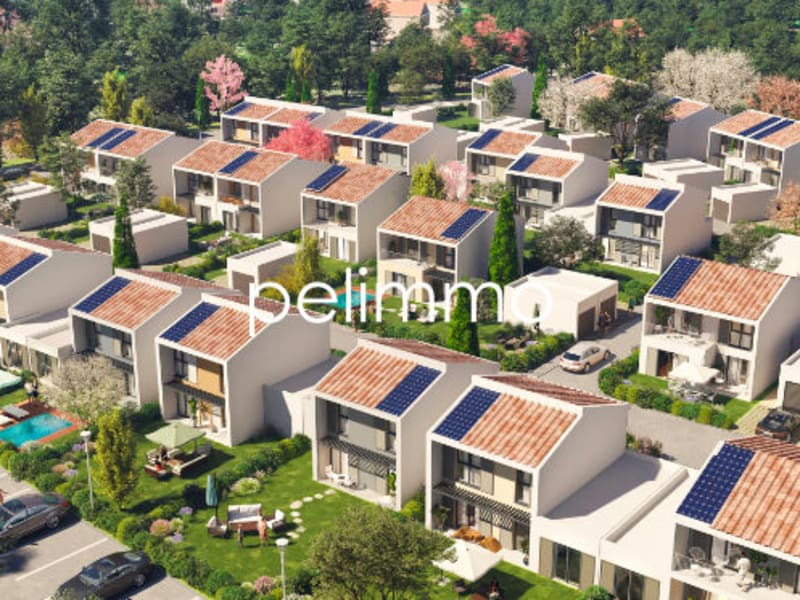 Vente maison / villa Ventabren 424000€ - Photo 3