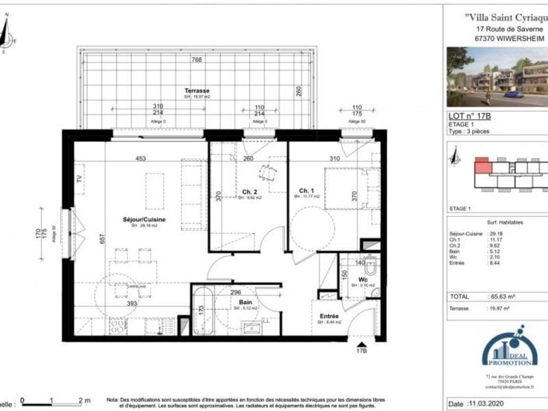 Verkauf von luxusobjekt wohnung Wiwersheim 209000€ - Fotografie 4