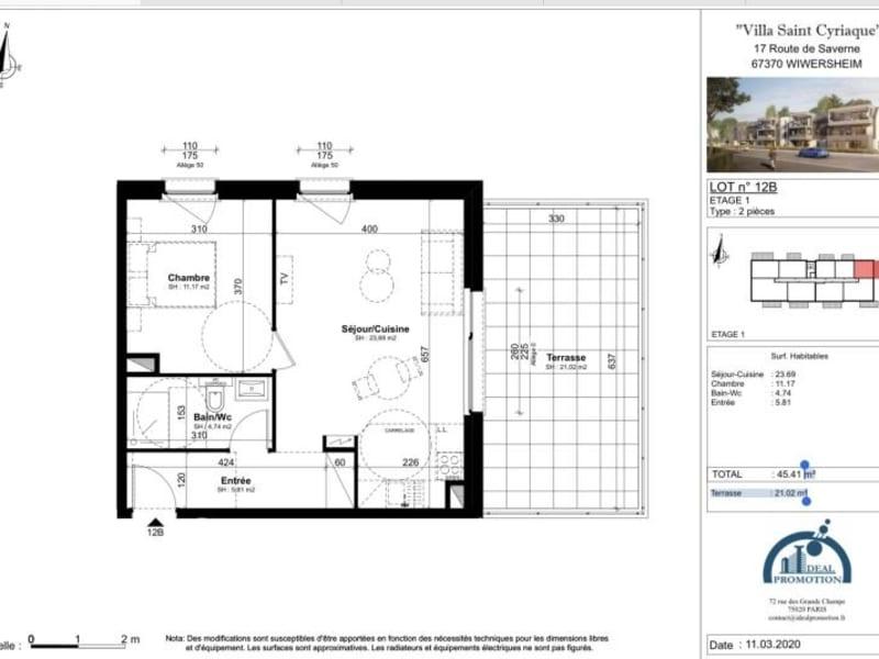 Vente de prestige appartement Wiwersheim 149000€ - Photo 3