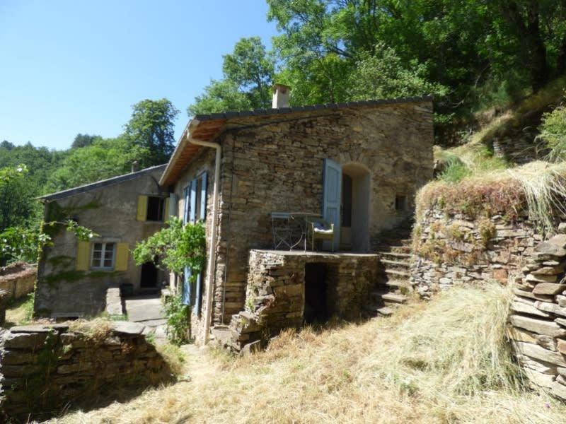Vente maison / villa Roquefere 125000€ - Photo 1