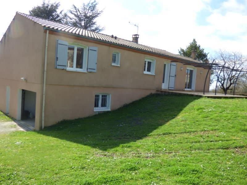 Vente maison / villa Bout du pont de larn 239000€ - Photo 1