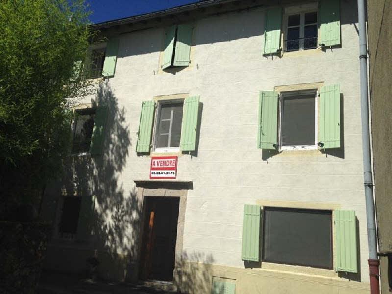Vente maison / villa Environs de mazamet 159000€ - Photo 1