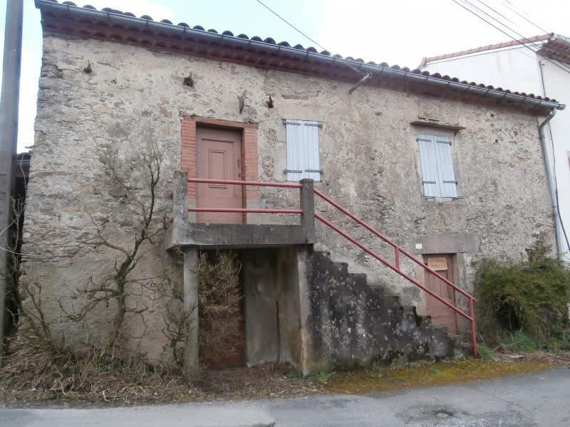 Vente maison / villa Mazamet 39000€ - Photo 1