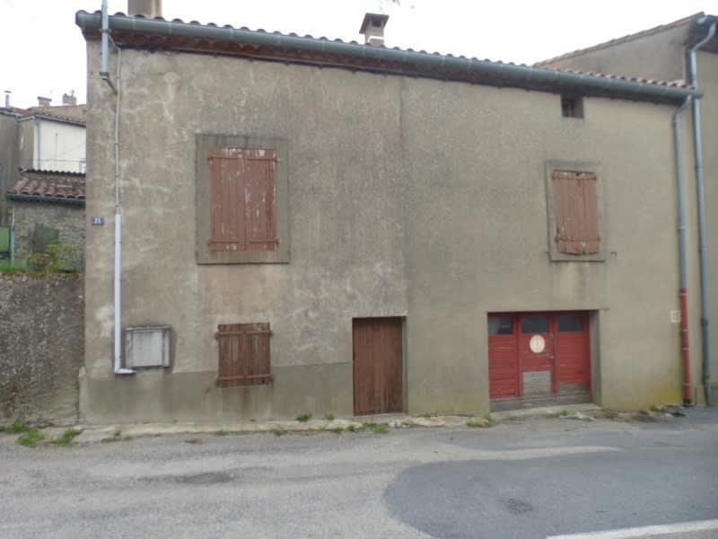 Vente maison / villa Mazamet 35000€ - Photo 2