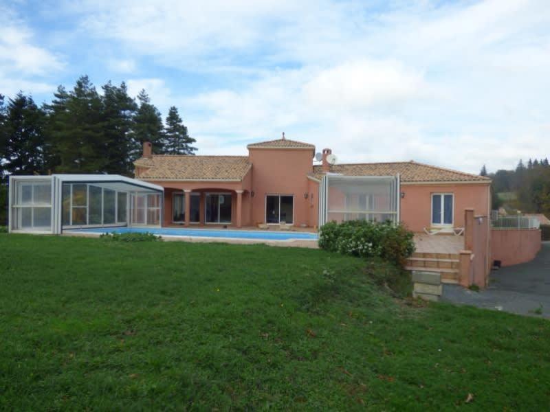 Vente de prestige maison / villa Bout du pont de larn 349000€ - Photo 1