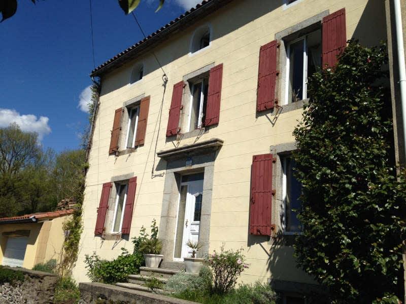 Vente maison / villa Labastide-rouairoux 320000€ - Photo 1